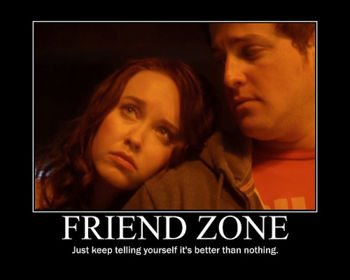 can men and women just friends Is it actually possible what if there's some attraction there have you ever found yourself trapped in the, friend zone this week on the science of love.